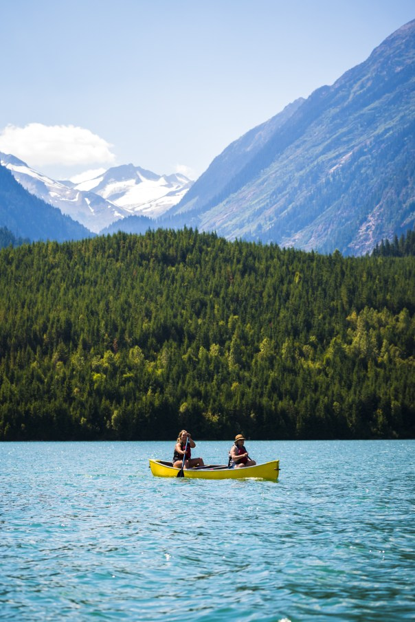 50% off Canoe Rentals on Mondays - Local's Deal @ Revelstoke, BC |  |  |