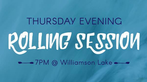 Flatwater Rolling Sessions @ Williamson Lake |  |  |