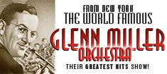 Glenn Miller Orchestra @ Belk Theater