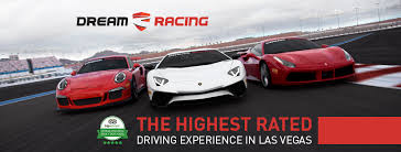 Dream Racing Driving Experience Drive Exotic Cars On A Private