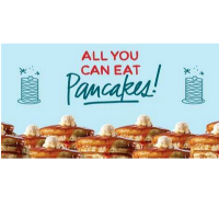 BSA Troop 2 All You Can Eat Pancakes @ Main Street United Methodist Church
