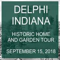 Delphi Historic Home & Garden Tour @ Delphi Opera House