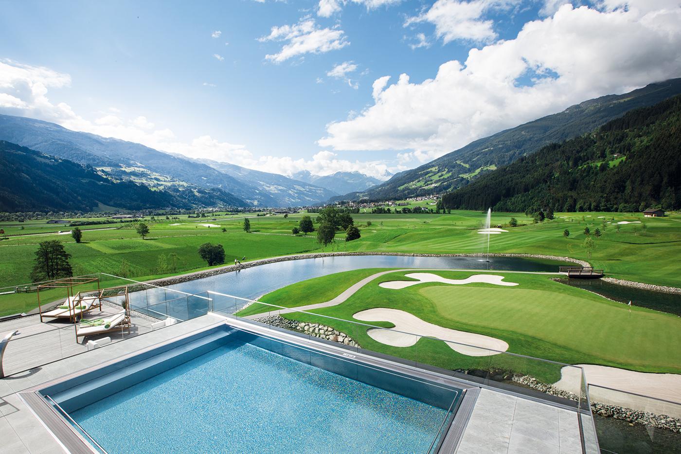 Golf Kennenlernstunde @ Golfclub Zillertal-Uderns