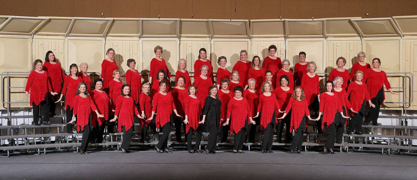 Fall in love with Queen Charlotte Chorus @ Shady Brook Baptist Church