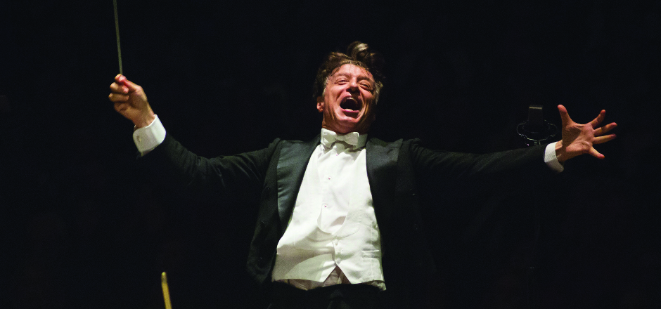 Mendelssohn Italian Symphony @ Knight Theater