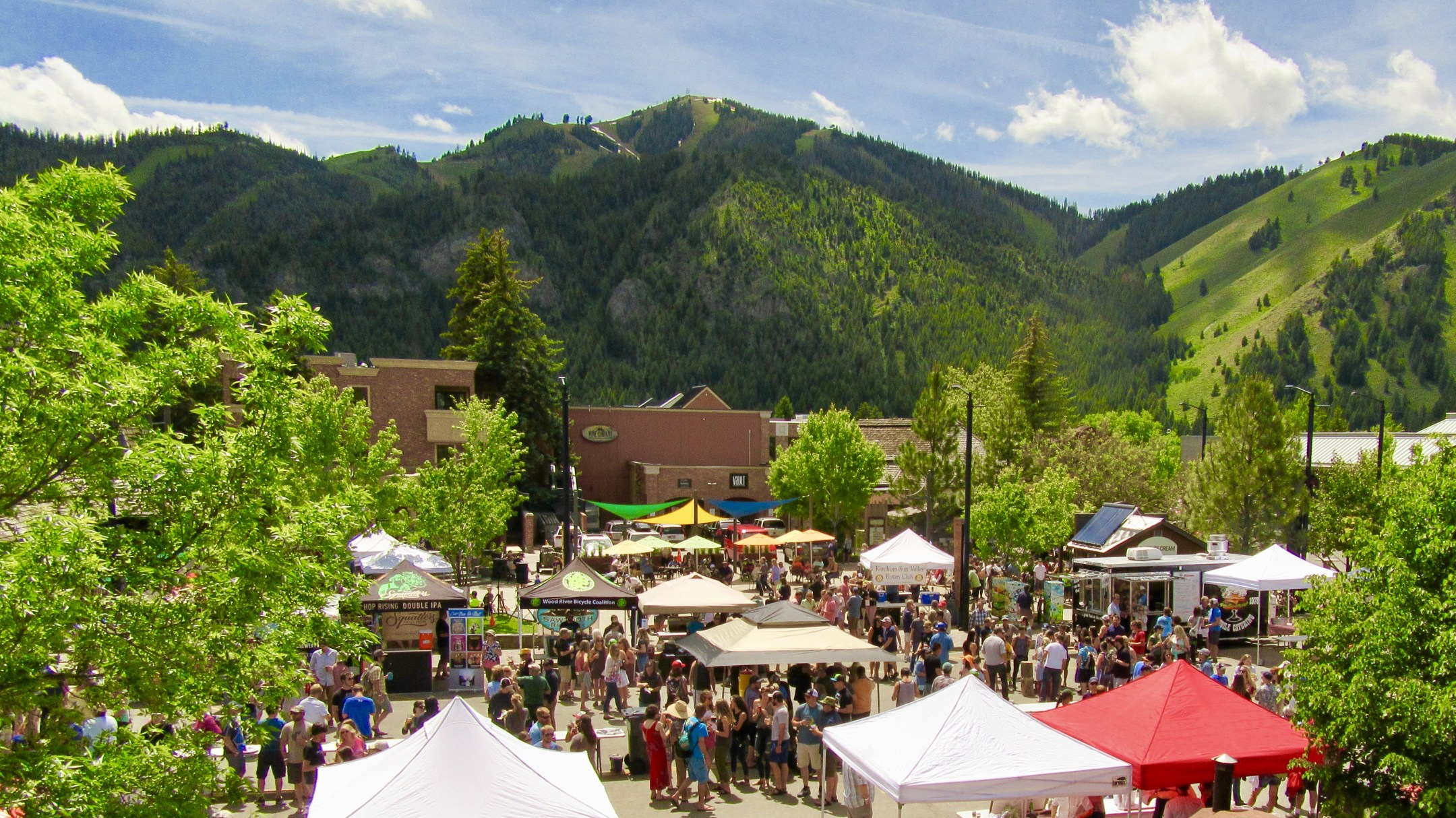 Sun Valley Brewfest @ Ketchum Town Square