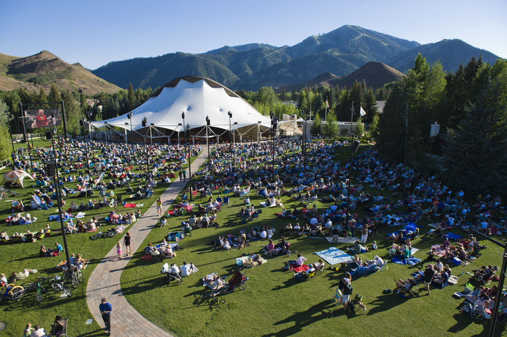 Sun Valley Music Festival @ Sun Valley Pavilion