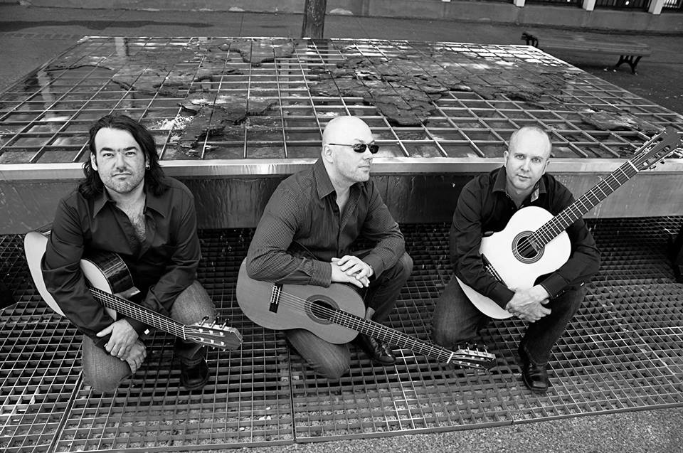 Montreal Guitar Trio @ Revelstoke Performing Arts Centre |  |  |