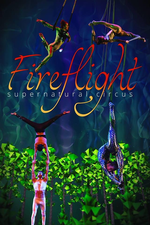 FireFlight - CircusWest @ Revelstoke Performing Arts Centre |  |  |