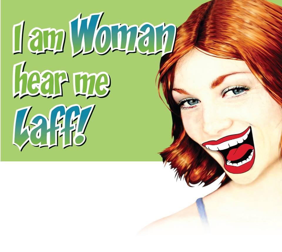 I am Woman, Hear me Laff @ Revelstoke Performing Arts Centre |  |  |