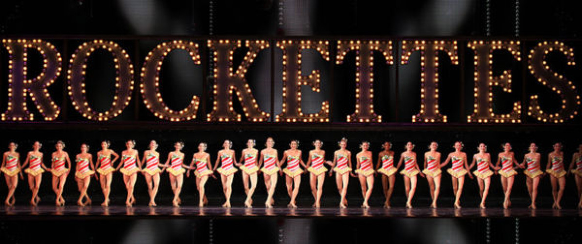 Sponsored Event: Christmas Spectacular Starring the Radio City Rockettes