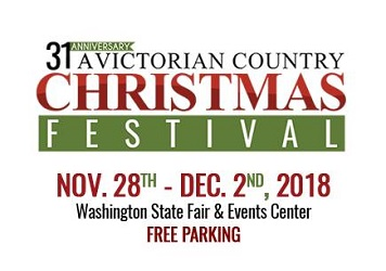 a victorian country christmas festival at the wa state fairgrounds nov 28 dec 2