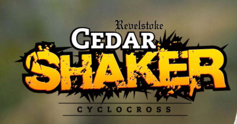 Cedar Shaker Cyclocross @ Revelstoke Mountain Resort |  |  |