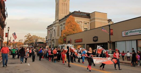 Horribles Parade and Main St  Trick or Treating