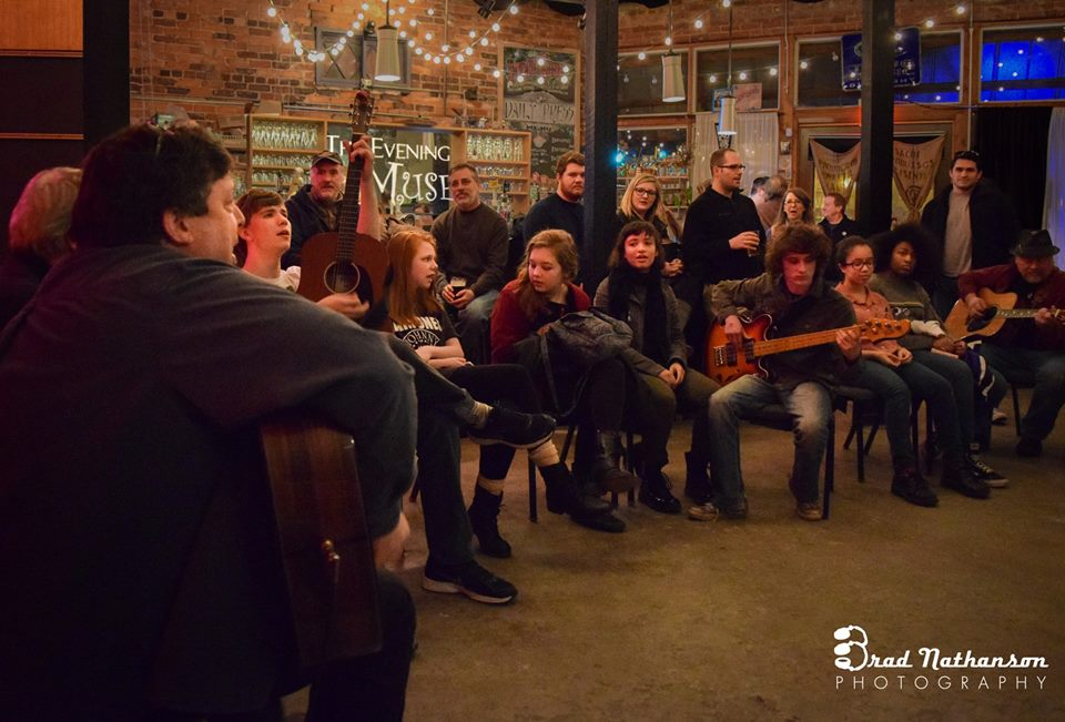 Tosco Music Open Mic @ The Evening Muse