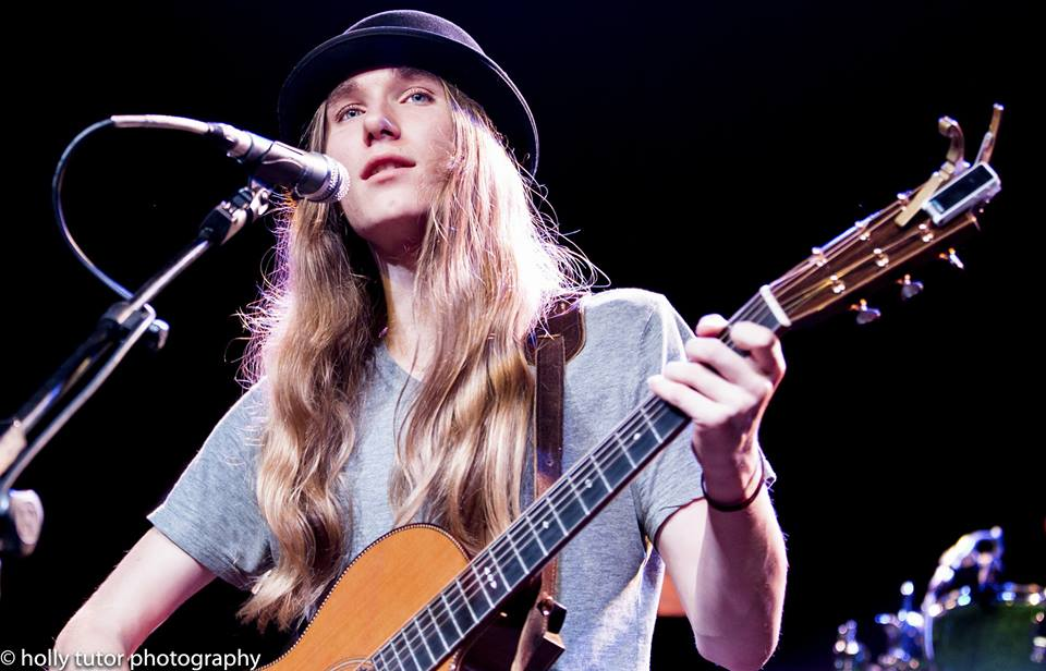 Sawyer Fredericks with Violet Bell @ The Evening Muse