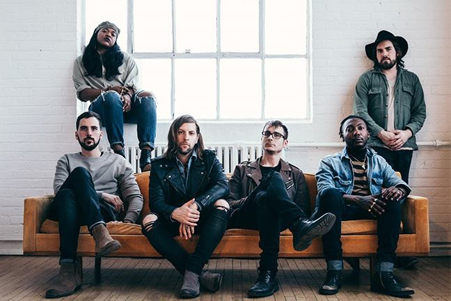 Welshly Arms w/ The Glorious Sons & Charming Liars @ Visulite Theatre