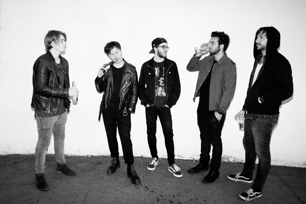 Nothing But Thieves, Grandson, Demob Happy @ The Underground at The Fillmore