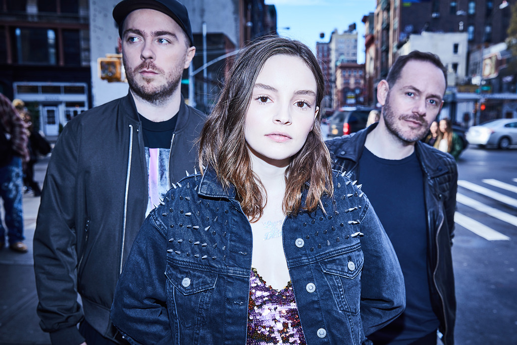 Chvrches, with Lo Moon @ The Fillmore
