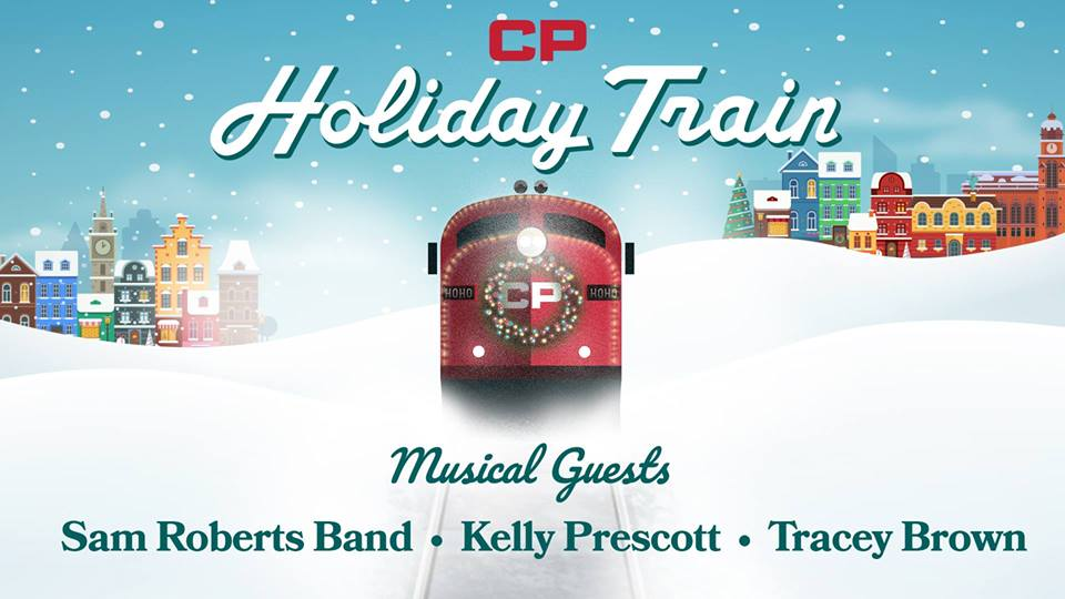 CP Holiday Train @ Revelstoke |  |  |