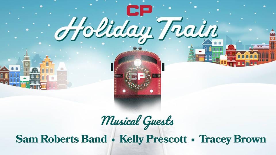 CP Holiday Train @ Revelstoke |  |  |