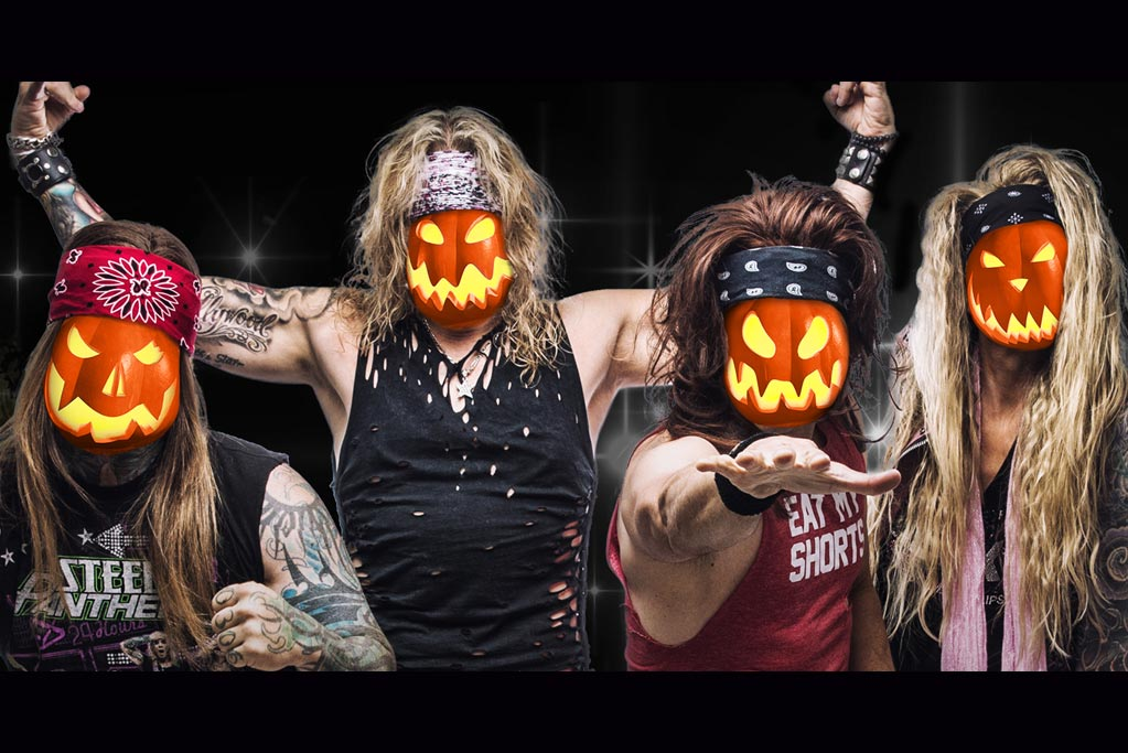 Steel Panther - Spooky Strip Live @ The Fillmore