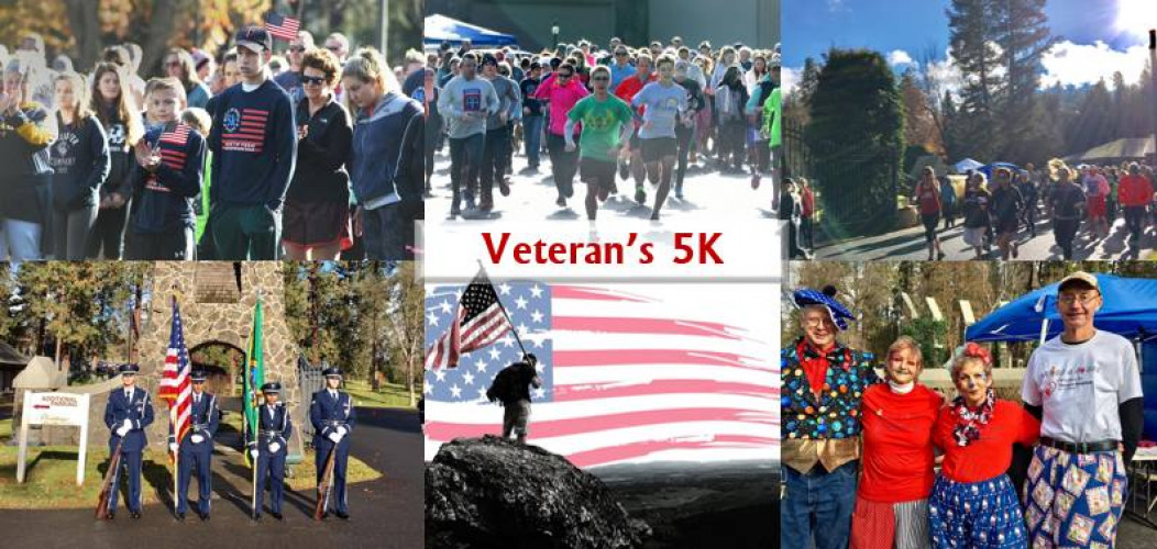 Veteran's 5k - Race to Feed our Veterans