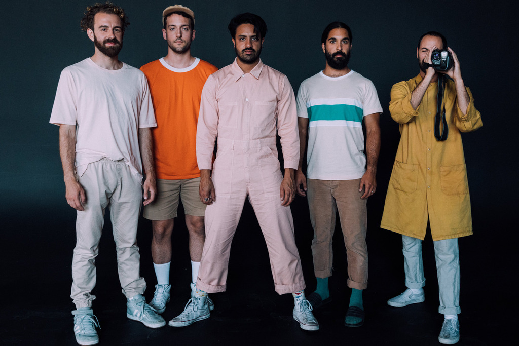 Young the Giant, Lights @ The Fillmore