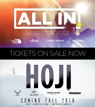 ALL IN & HOJI Revelstoke Premiere @ Roxy Theatre |  |  |