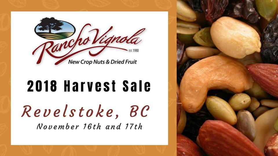 Harvest Sale - Revelstoke @ Revelstoke Community Centre |  |  |
