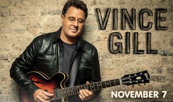 Vince Gill @ Ovens Auditorium