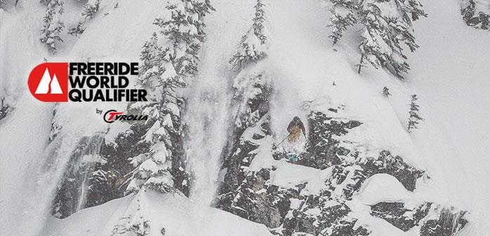 Freeride World Qualifier @ Revelstoke Mountain Resort |  |  |