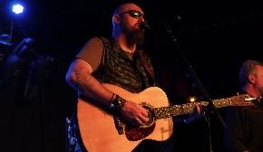 Corey Smith with The Davisson Brothers Band @ Coyote Joe's