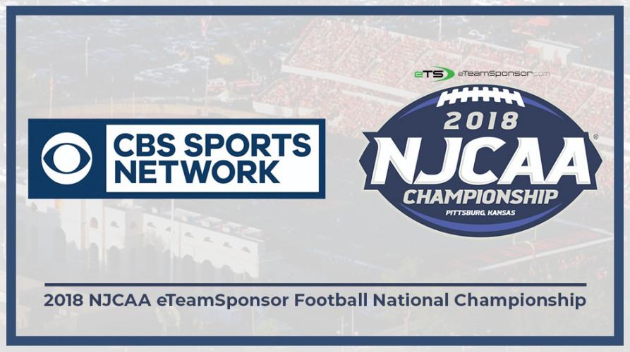 2018 Njcaa Eteamsponsor Football National Championship Game