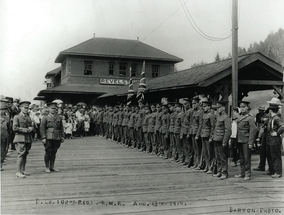Remembrance Day Talk @ Revelstoke Museum & Archives |  |  |