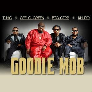 GOODIE MOB: CeeLo Green, Big Gipp, Khujo, & T-Mo @ Neighborhood Theatre