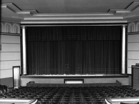 Free Backstage Tour of The Civic Theatre - Timely