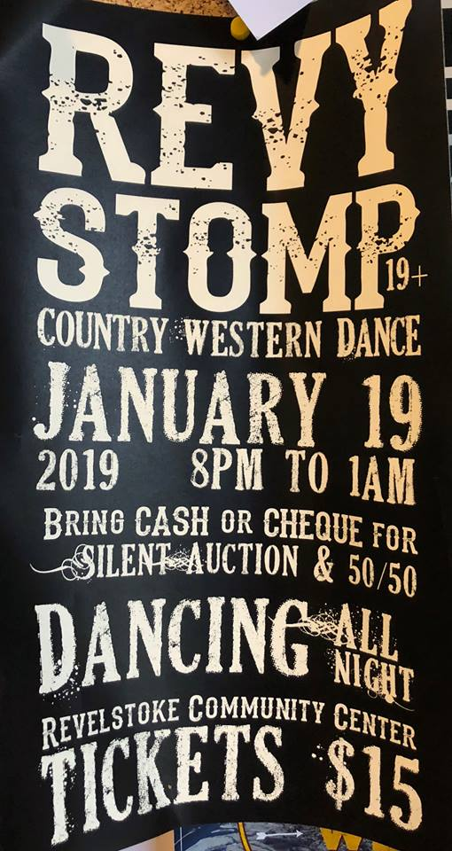 Revy Stomp @ Revelstoke Community Centre |  |  |