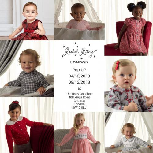 Rachel Riley Luxury Children S Clothes Pop Up