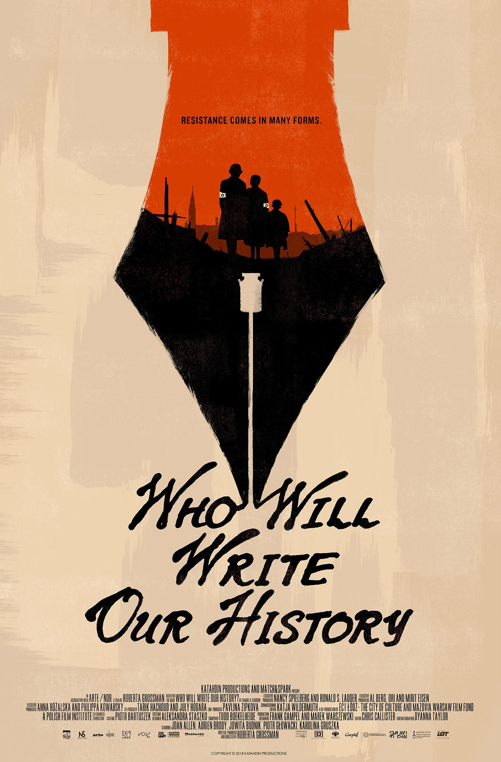 Who Will Write Our History Film Screening @ Holocaust Memorial Center Zekelman Family Campus