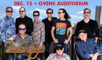 The Beach Boys @ Ovens Auditorium