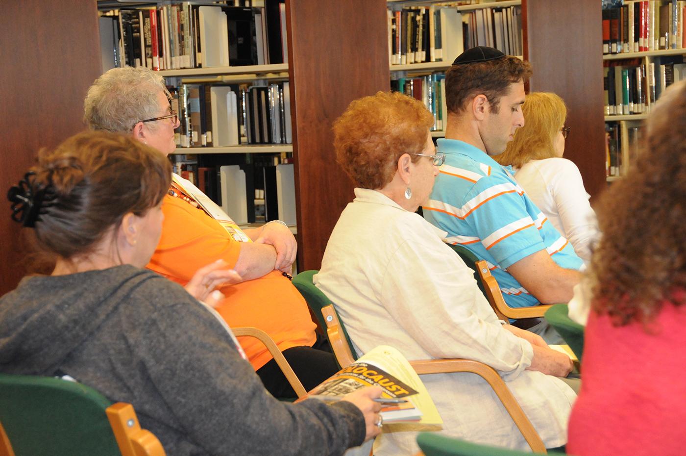 Docent Professional Development @ Holocaust Memorial Center Zekelman Family Campus