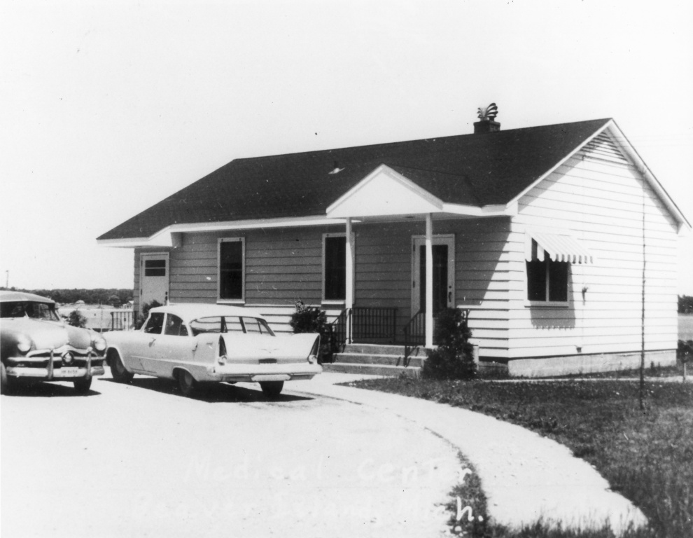 BEAVER ISLAND ORAL HISTORY PROJECT: 1950s-1970s @ St. James Township Hall