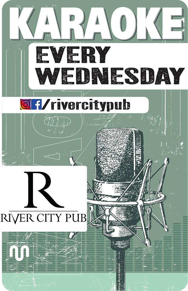 Karaoke Night @ River City Pub |  |  |