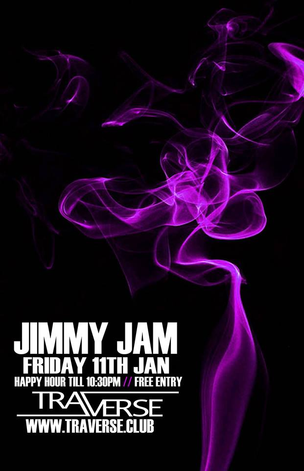 Jimmy Jam All Request Night @ Traverse |  |  |