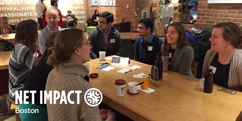 Boston Sustainability Breakfast @ Pret A Manger