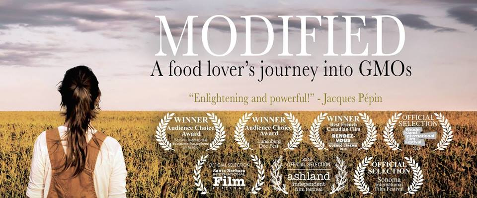 Film Screening: Modified - A Food Lover's Journey into GMOs @ Revelstoke Community Centre |  |  |