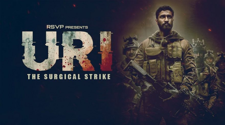 123MOVIES-[HD] WATCH! Uri: The Surgical Strike(2018)ONLINE HD FULL For FREE