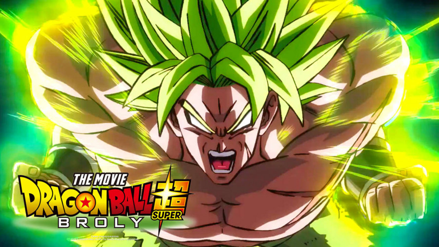 123MoviE»» WATCH |Dragon Ball Super: Broly| ONLINE FULL MOVIE FREE STREAMING
