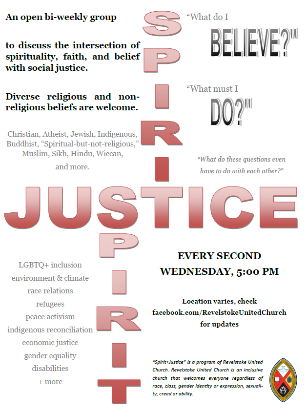 Spirit+Justice Discussion Group @ Craft Bierhaus |  |  |